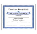 Home jones school supply certificates custom yadclub Gallery