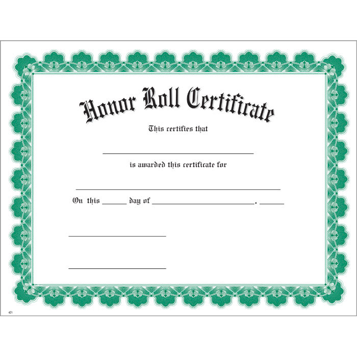 Honor roll certificates editable teaching resources mandegarfo honor roll certificates editable teaching resources yelopaper Gallery