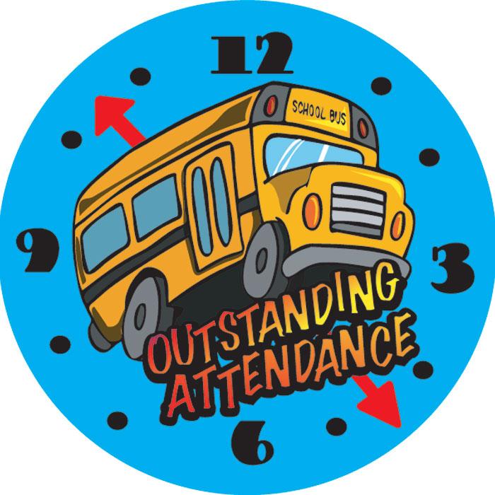 Outstanding Attendance Clipart  Outstanding Clip Art